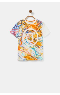 Camiseta bolimanía multicolor