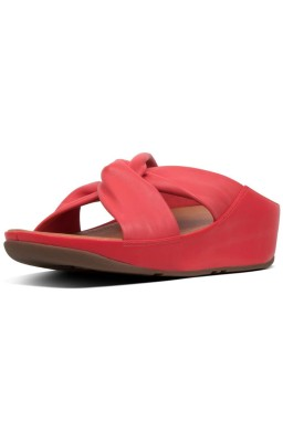 Sandalia Fitflop modelo Twiss Slide Passion Red vista principal