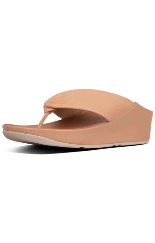 Sandalia Blush Cuero Color Fitflop Twiss Modelo Nwvyn0Pm8O